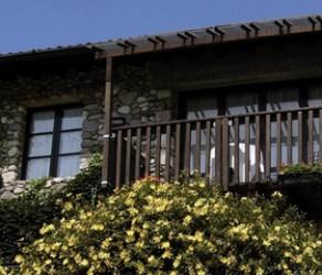 Hotel Cottage Iseo verde